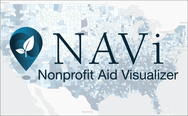Introducing the Nonprofit Aid Visualizer (NAVi)