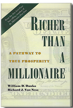 Book cover for Richer Than a Millionaire