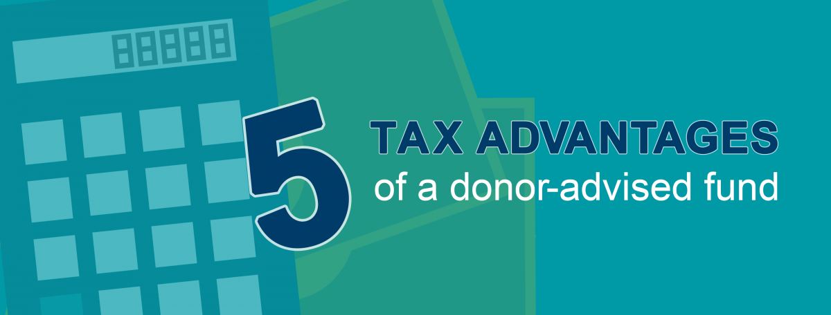 Awe Inspiring 5 Tax Advantages Of A Donor Advised Fund Vanguard Charitable Download Free Architecture Designs Scobabritishbridgeorg