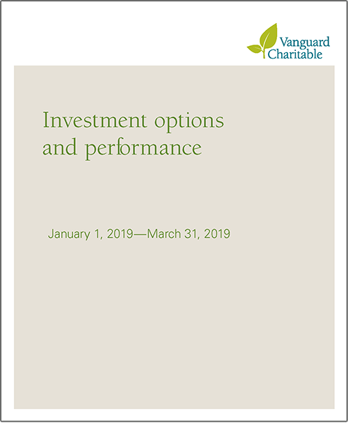 Investment performance report