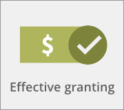 Philanthropic Resources: Effective Granting
